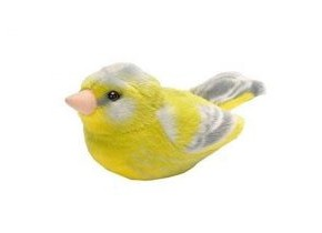 Soft Bird Toy Birdwatch Ireland
