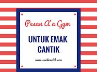 Pesan A'a Gym Untuk Emak Cantik
