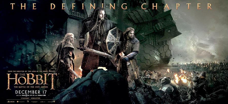 Hobbitul: Bătălia Celor Cinci Armate