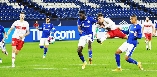 Schalke 04 vs Stuttgart – Highlights