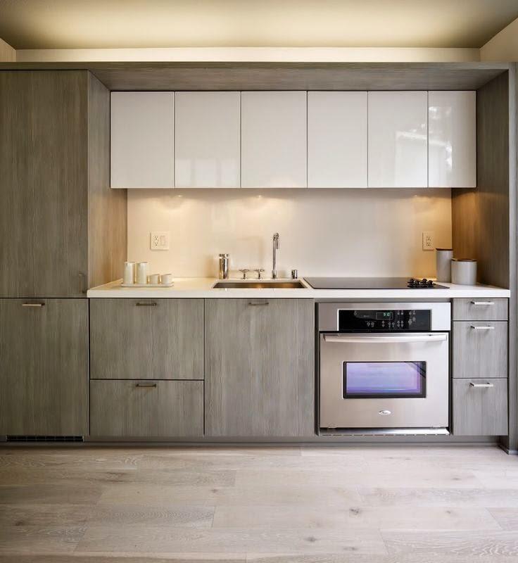 50 fotos de cocinas modernas pequeñas llenas de inspiración [2018]