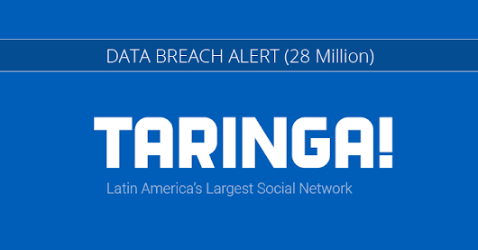 Taringa: Over 28 Million Users' Data Exposed in Massive Data Breach