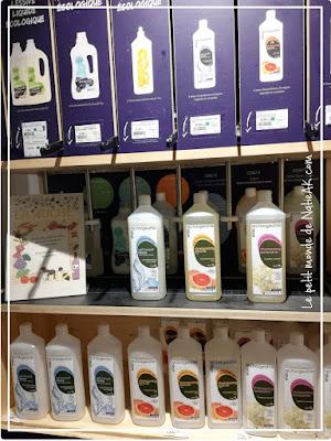Biocoop produits beauté