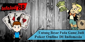 Game Judi Poker Online Di Indonesia