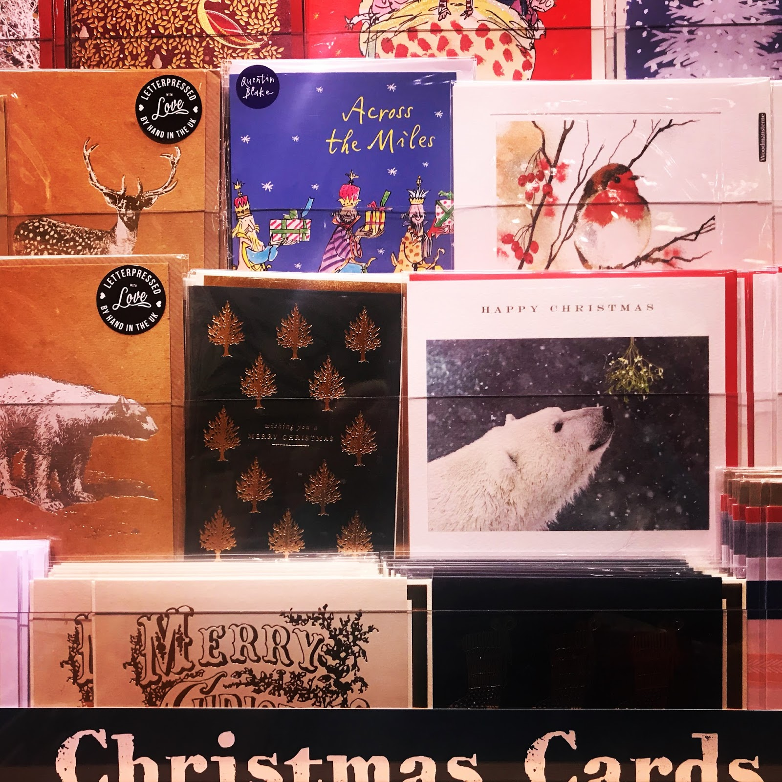 Saying no to Christmas cards- give Christmas hugs instead   Poppy ...