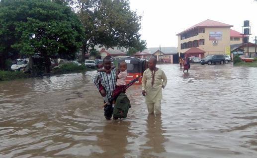 rainfall uyo akwa ibom state