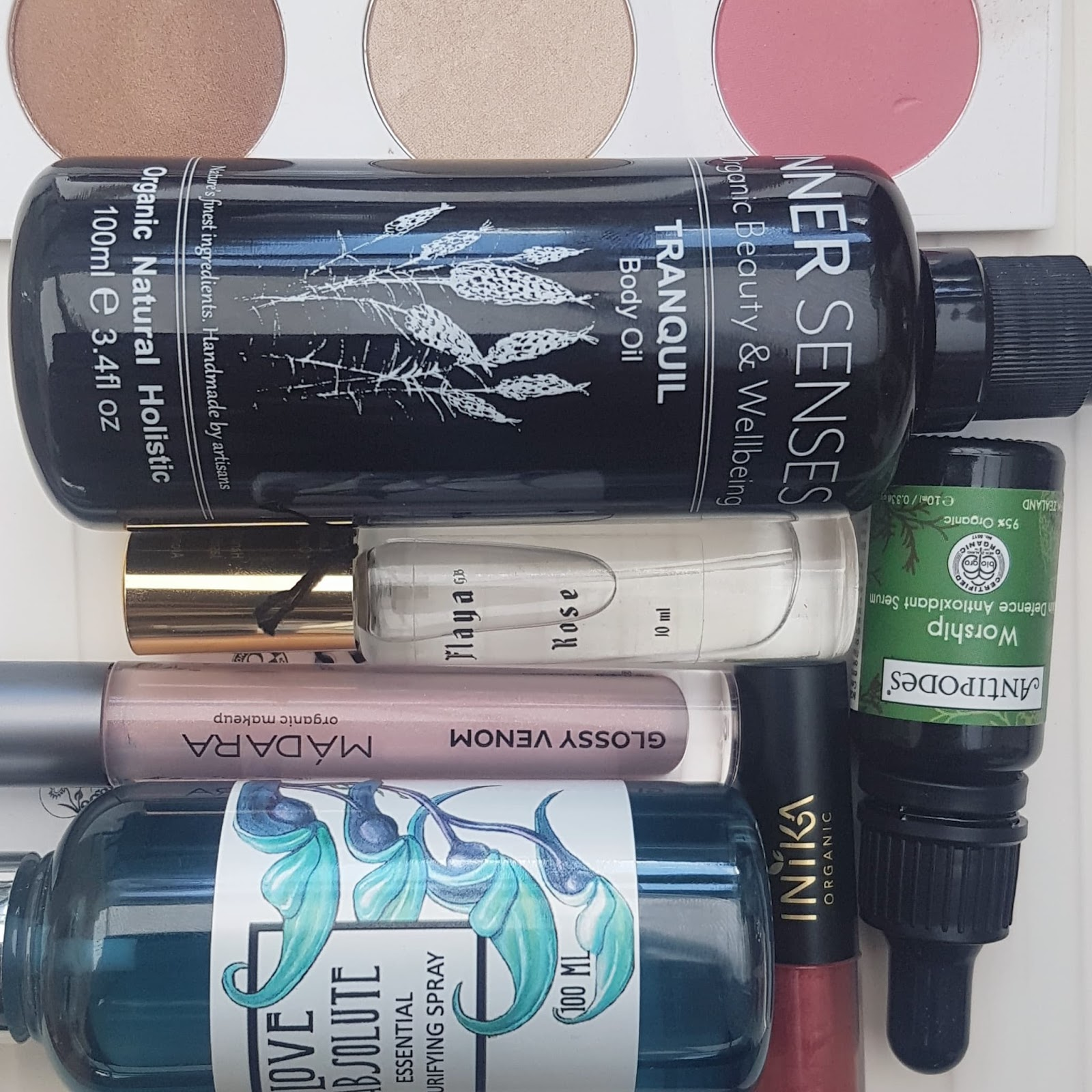 Green Beauty Favourites - Top Picks Spring 2020