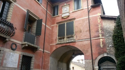 Asolo  casa Eleonora Duse