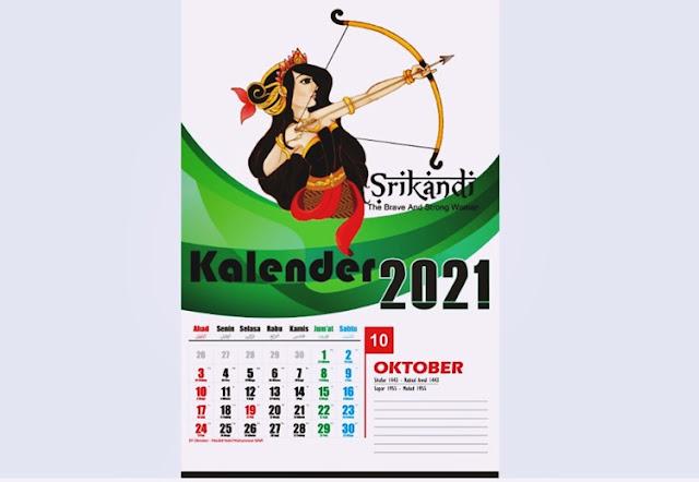 Kalender Jawa 2021 Pdf
