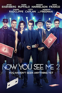 Now You See Me 2 2016 Dual Audio 720p BluRay