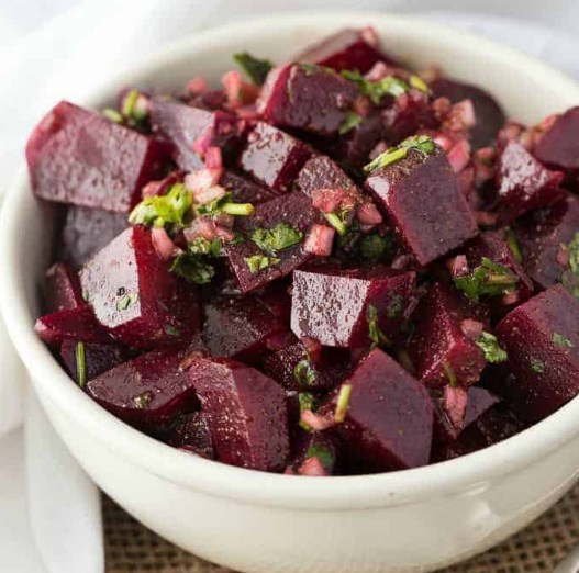 Moroccan Beet Salad #vegetarian #summerpicnic