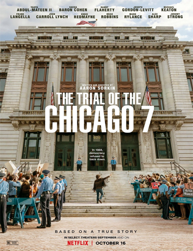 bajar El juicio de los 7 de Chicago gratis, El juicio de los 7 de Chicago online