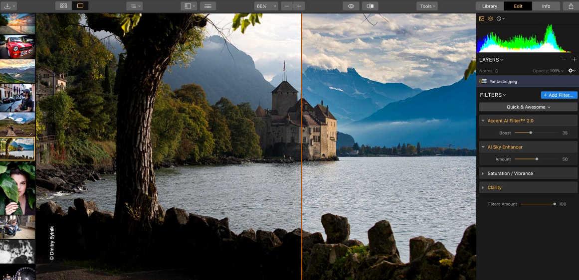 Tải và cài đặt Luminar Flex 1.1.0.3435 Full Key, Plugins hỗ trợ làm ảnh siêu đẹp kèm AI .