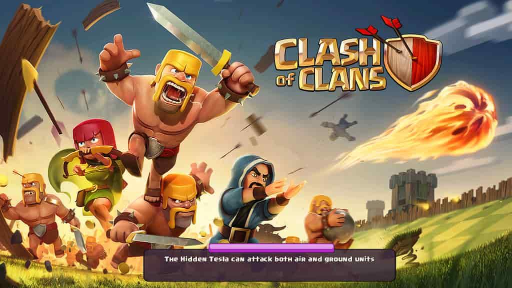COC, Clash of Clans, Ganti Nama, Akun, Change Name