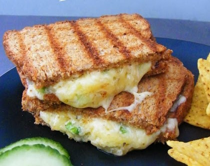 Comfort Cheese Toastie