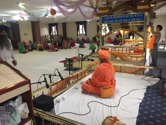 how the people of Punjab, practically working, on Guru Nanak Dev Ji 's  message