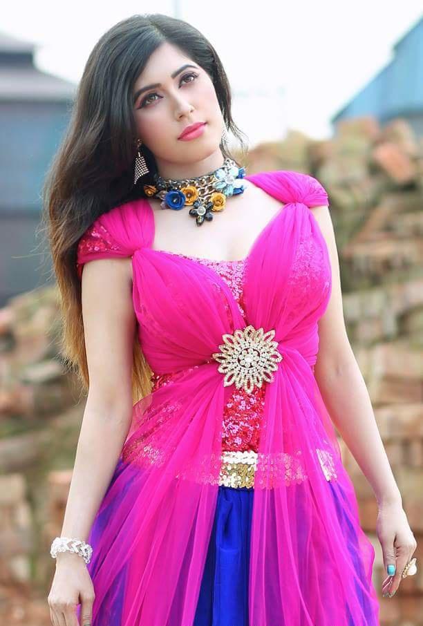 Naila Nayem Latest Photo Gallery