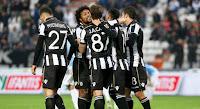 Νίκη με 2-0 του ΠΑΟΚ επί της ΑΕΛ στην πρεμιέρα του κυπέλλου