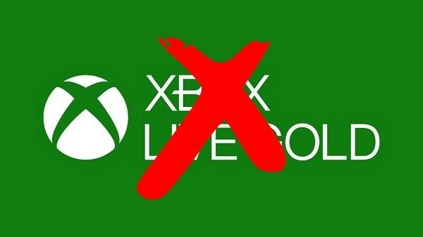 إشاعة : مايكروسوفت في طريقها لإلغاء الإشتراك الإجباري في خدمة Xbox Live Gold