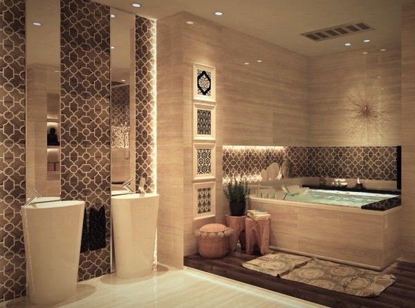 Bathroom Closet Design Ideas