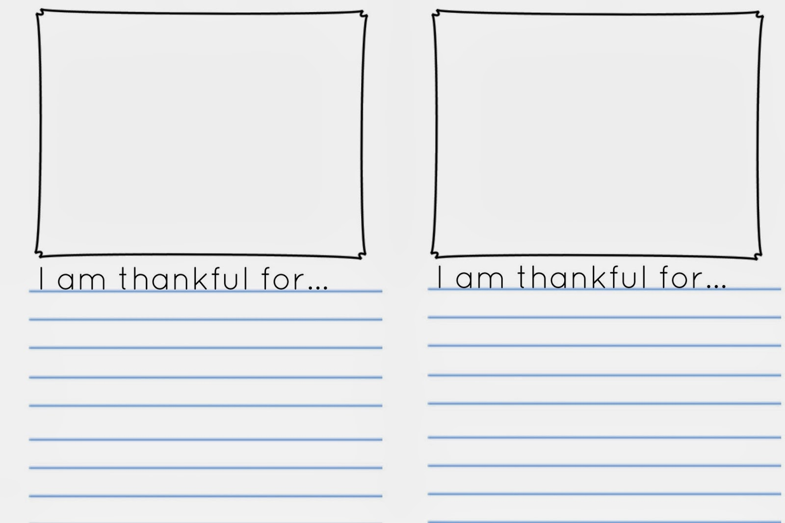 thankful journal writing prompt