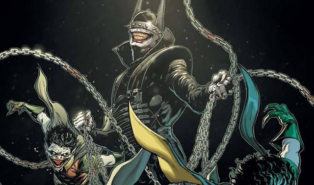 siapa batman who laughs adalah dc comics kekuatan batman joker hybird