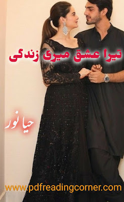 Tera Ishq Meri Zindagi By Haya Noor - PDF Book