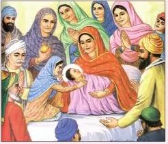 guru nanak dev ji born