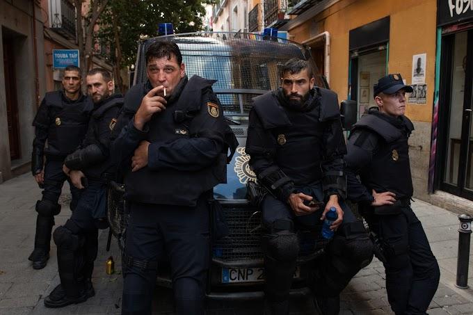 Crítica de 'Antidisturbios' (2020) - Miniserie Movistar+
