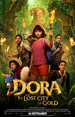 Win a double pass to see Dora and the Lost City of Gold
