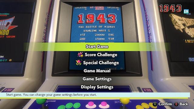 Capcom Arcade Stadium PC mega