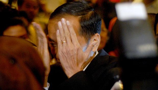 Bang Reza Menganalisis Tanda Penuaan pada Wajah Jokowi yang Sangat Kentara