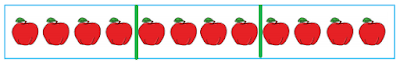 kumpulan buah apel dibagi 3 www.simplenews.me