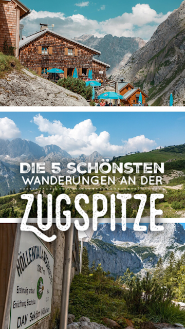 Die schönsten Wanderungen an der Zugspitze – Das sind unsere Top 5. Wandern an der Zugspitze 20