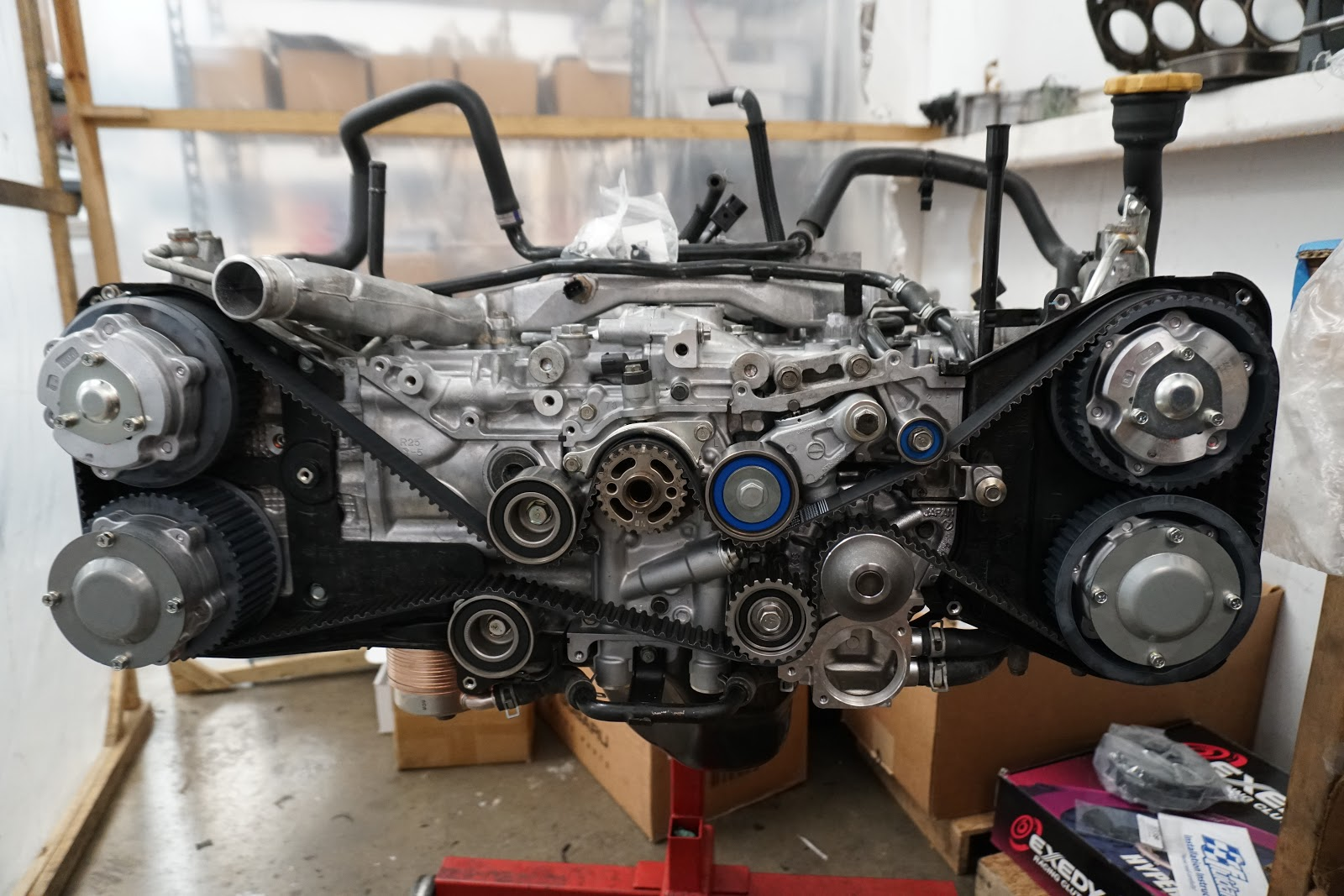 Circuit Motorsports: Flat-Out: 600+hp Built and Tuned STI