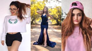 Actress and Model Rajvee Gandhi Hot Photos – Instagram Queen In Indian