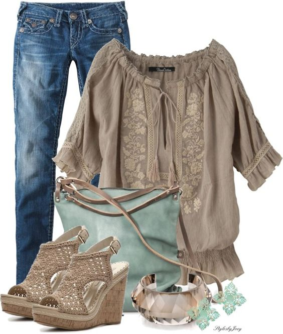 Выкройка блузки Крестьянка - шьем на лето блузу в стиле бохо