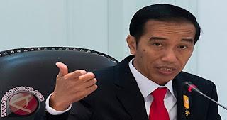 Presiden Jokowi : Tak Ada Kapal Asing yang Masuk Wilayah Teritorial Indonesia