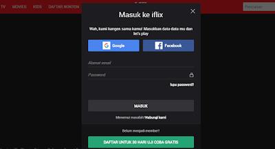 Cara Download Film di iFlix Lewat HP dan Laptop