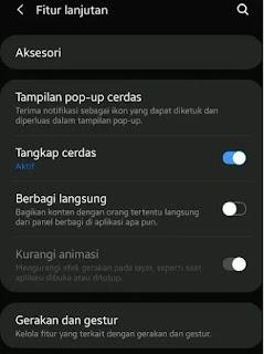 cara screenshot samsung a20 lengkap