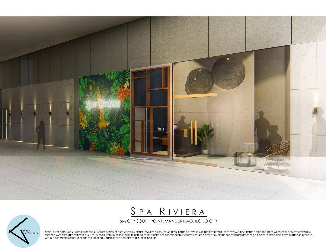 Spa Riviera Prime Iloilo Location