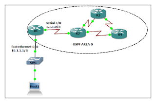 OSPF Passive Interface