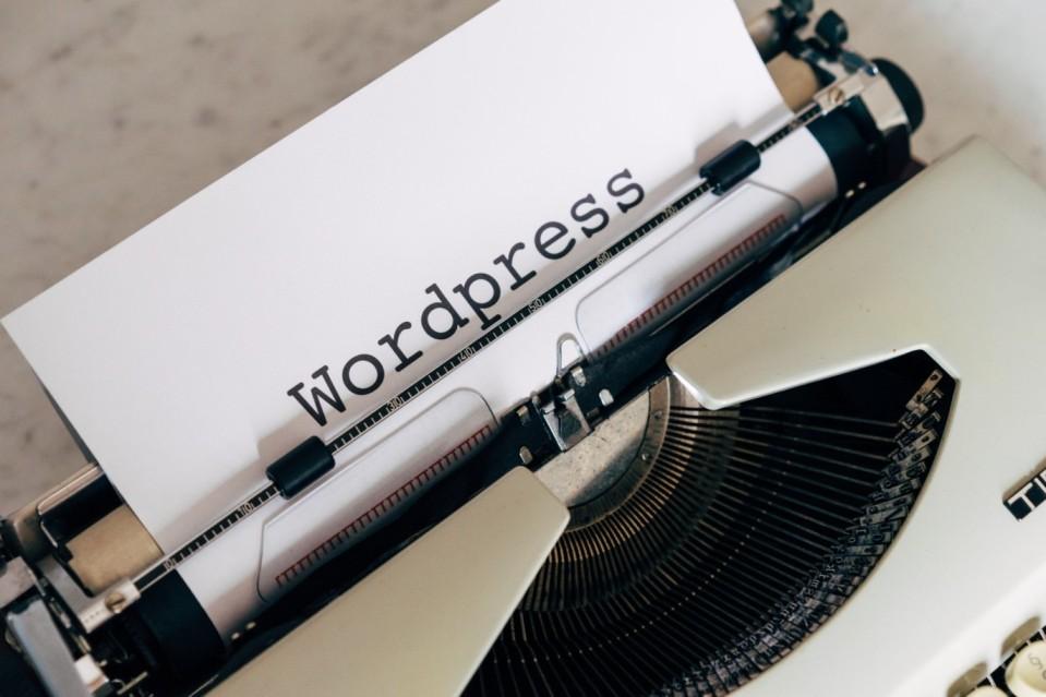 WordPress Typewriter 2021