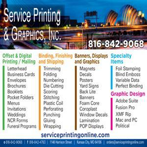 Service Printing and Graphics, Inc.