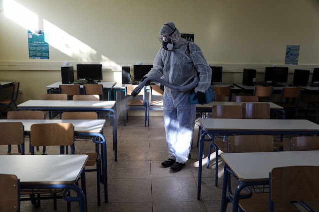 Θεσπρωτία:Κοινό αίτημα για κλειστά σχολεία σε όλη την Περιφερειακή Ενότητα