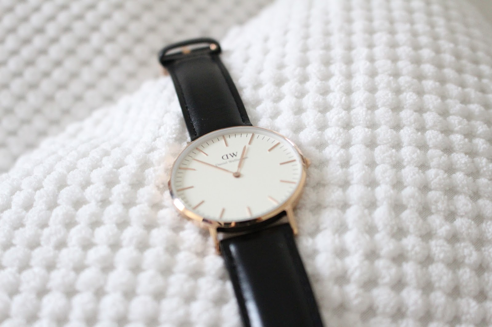 Bracelet de montre daniel wellington homme