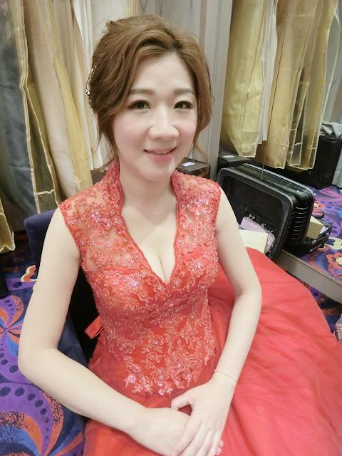 台北新秘|新秘推薦|新娘秘書|彩妝造型師|婚禮造型|訂婚造型