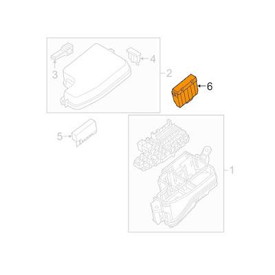 Hộp điều khiển KD45675X0DƯ Hộp điều khiển thân vỏ trước Mazda F-BCM| Lỗi gạt mưa Mazda không hoạt động