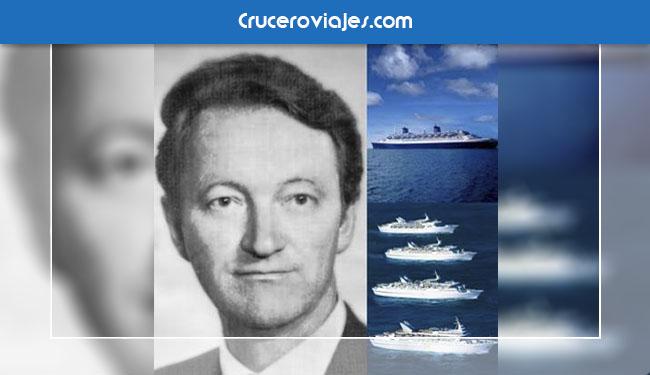 Pionero industria cruceros fallece 94 años