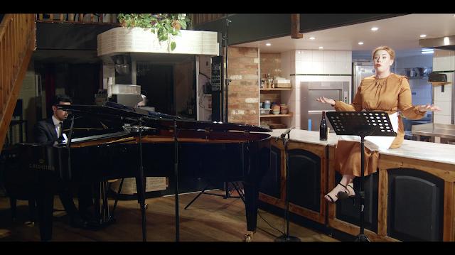 Harry Rylance & Lotte Betts-Dean filmed at Fidelio Cafe for OnJam